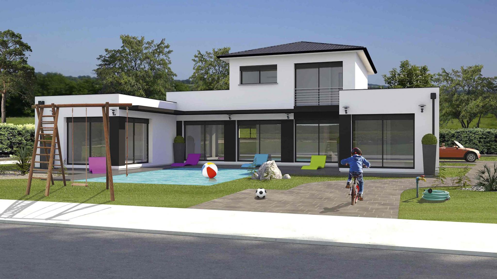 Vente Maison Maison de 124 m2  à Lons
